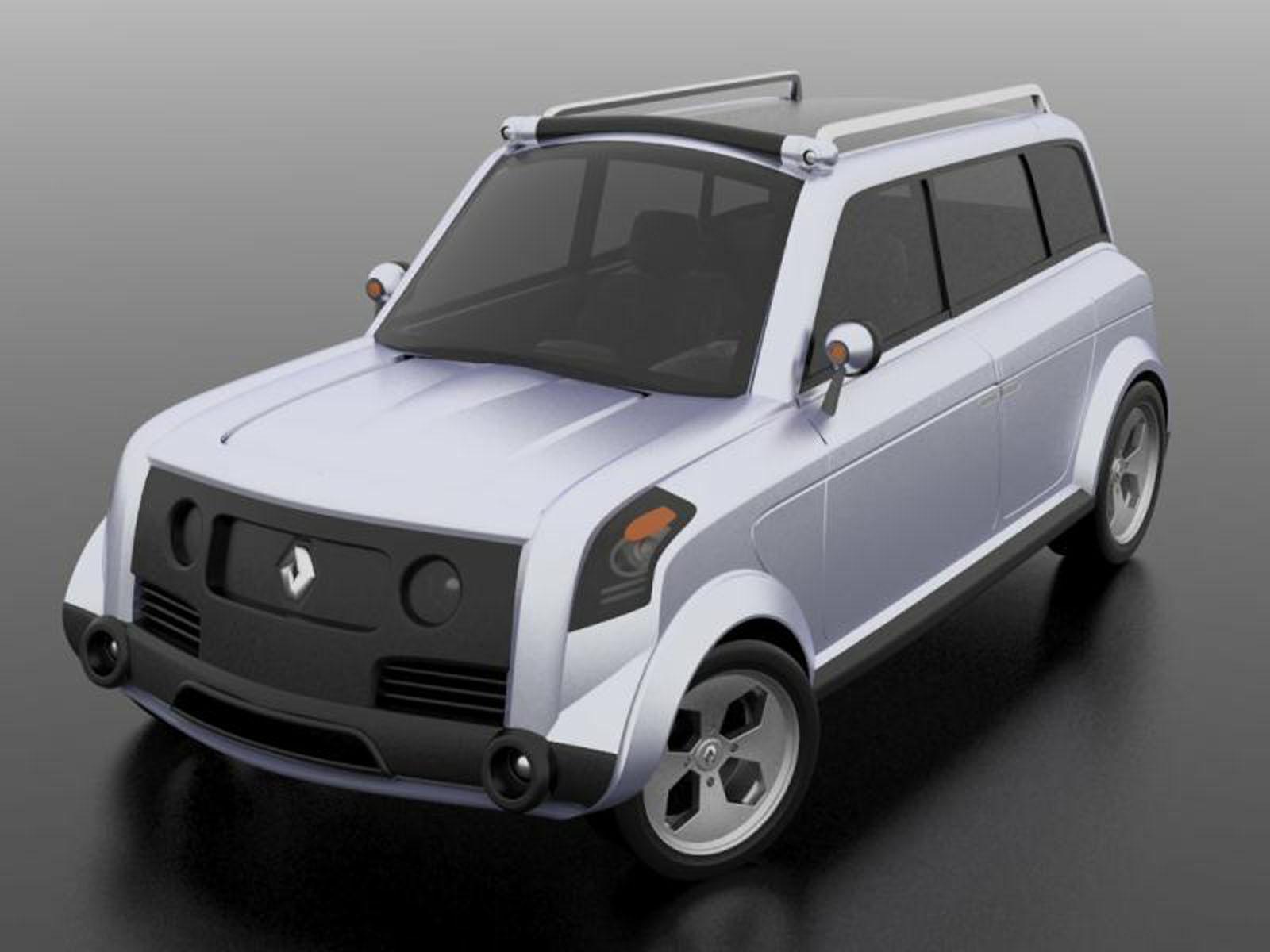 El Renault 4 mantiene su vigencia en el siglo XXI ...