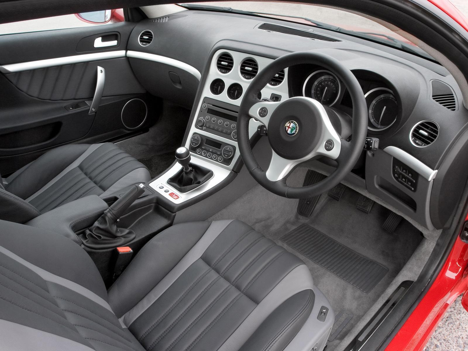 Retro concepts alfa romeo brera por italdesign - Alfa romeo brera interior ...