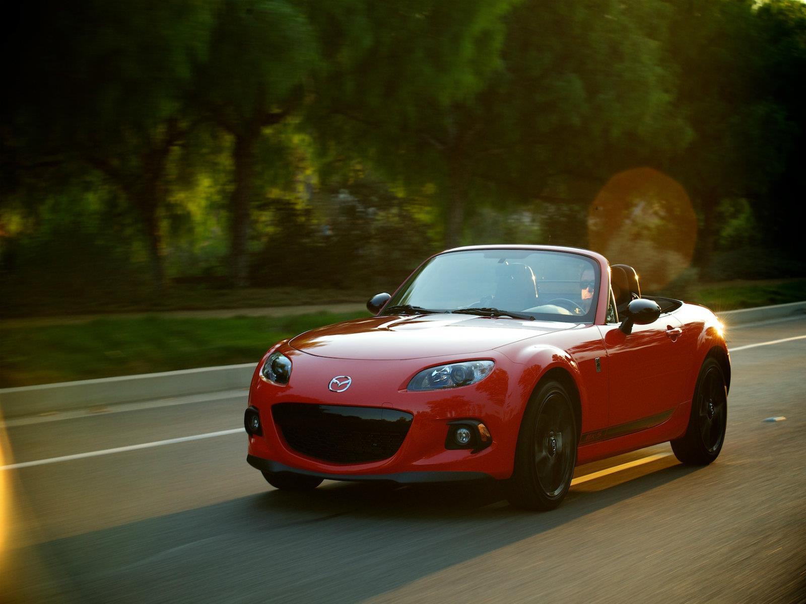 Top 10 Mazda Mx 5 Autocosmos Com