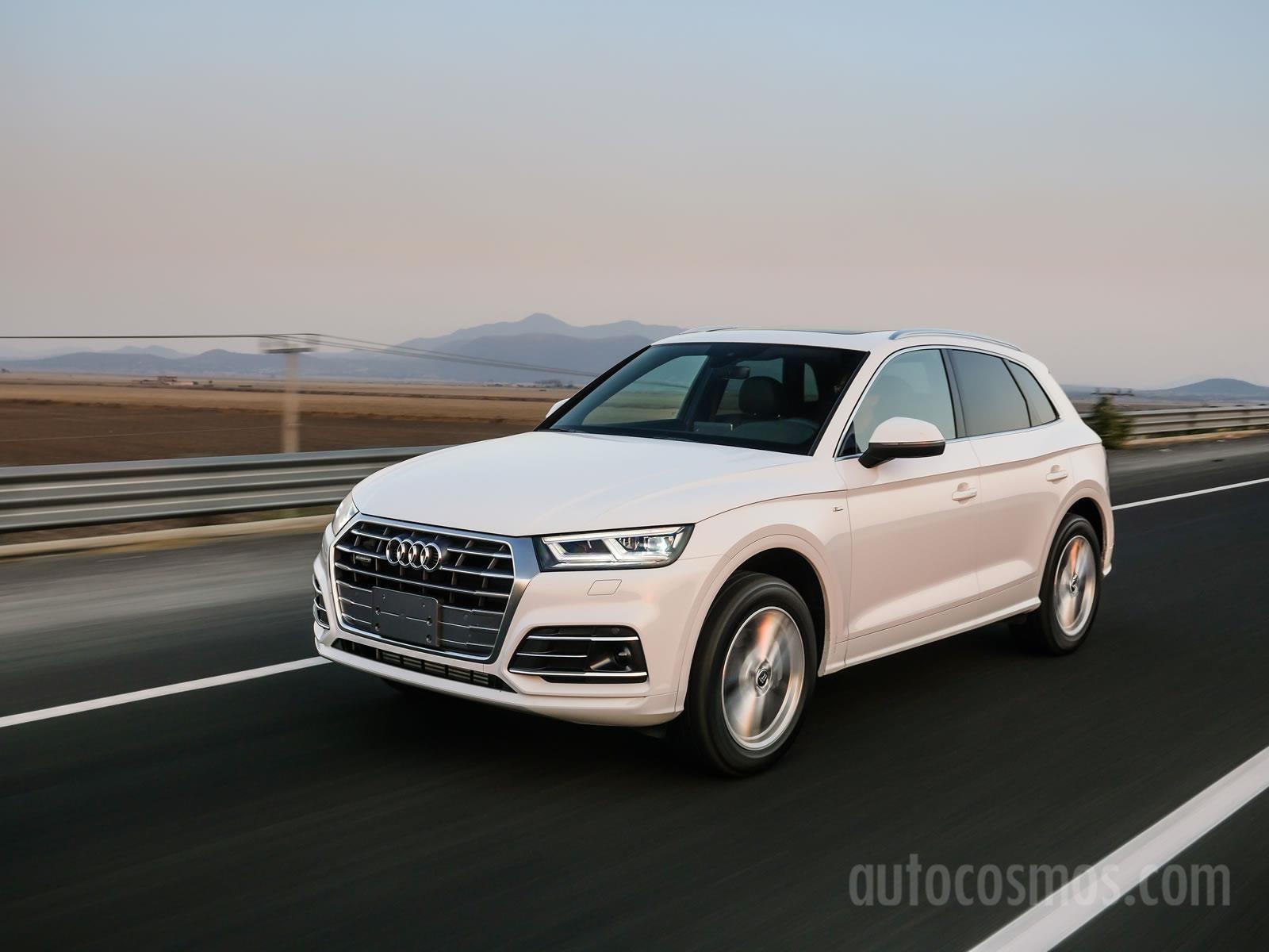 Probando el Audi Q5 2018