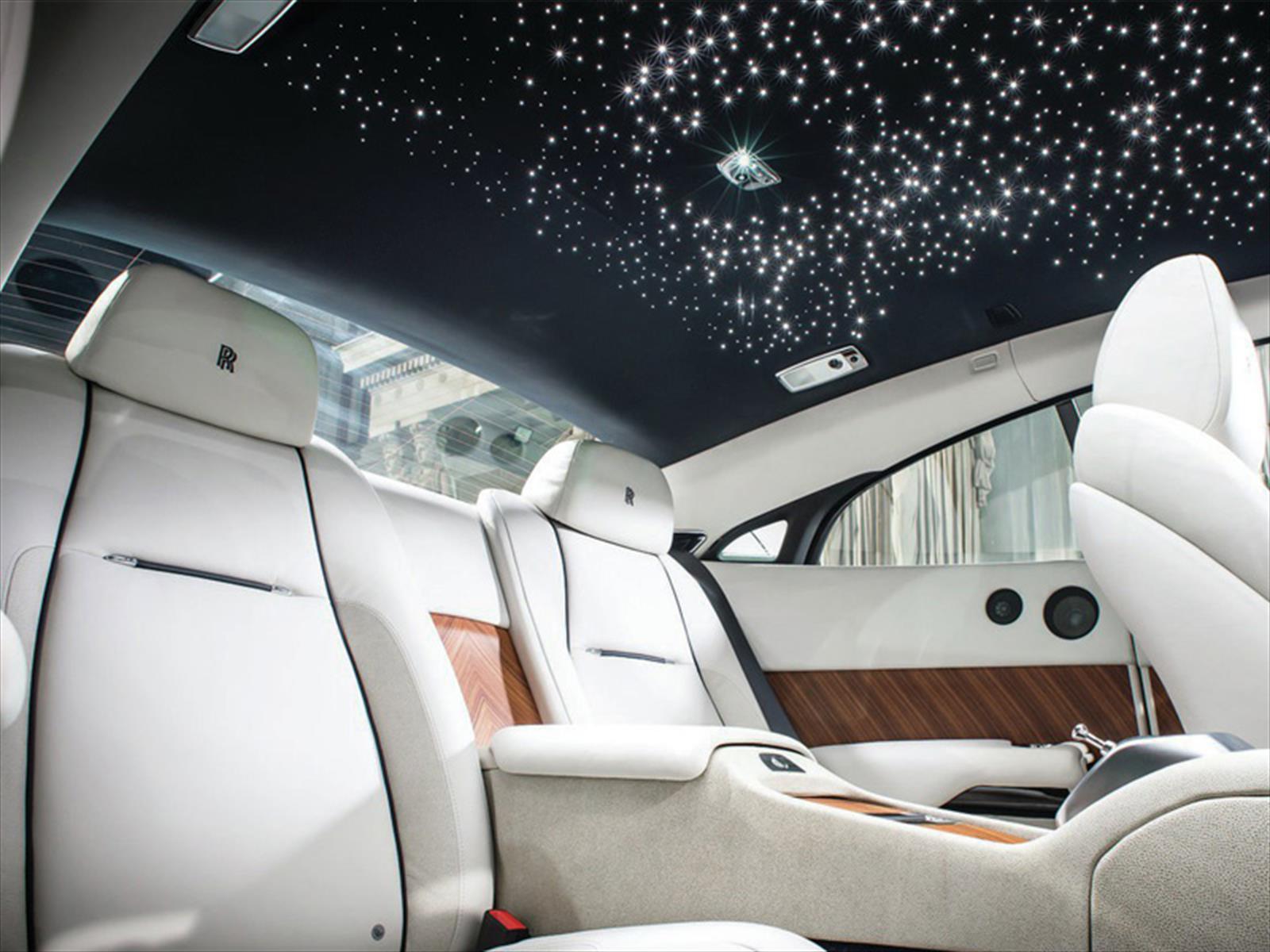 Luces De Techo Starlight De Rolls Royce Autocosmos Com