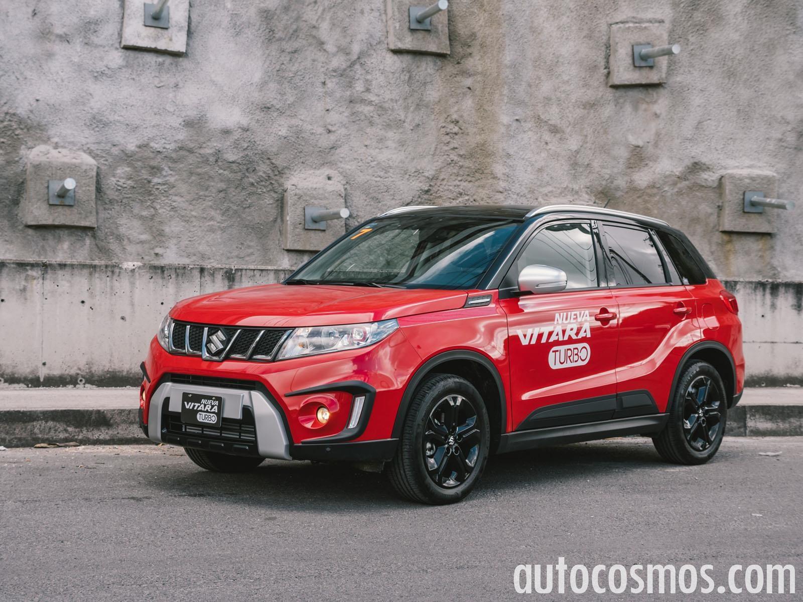 Suzuki Vitara Turbo 2017