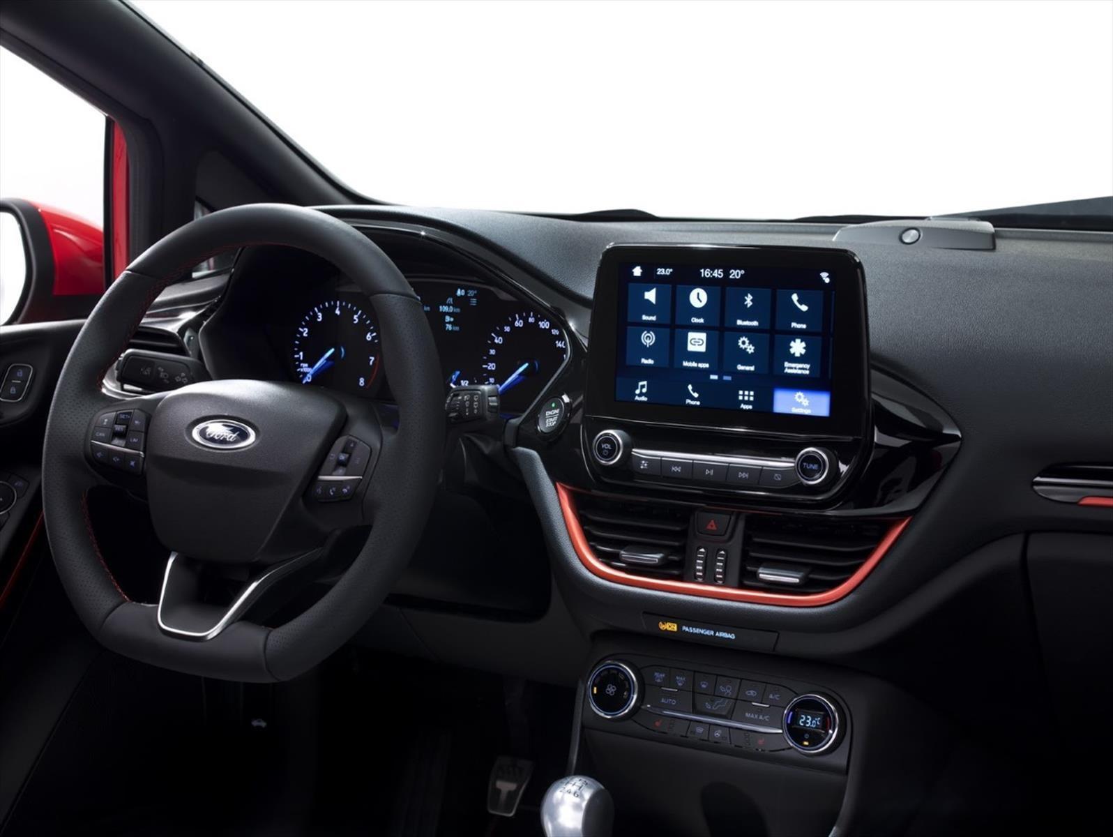 Ford Fiesta 2018, mejor que nunca - Autocosmos.com