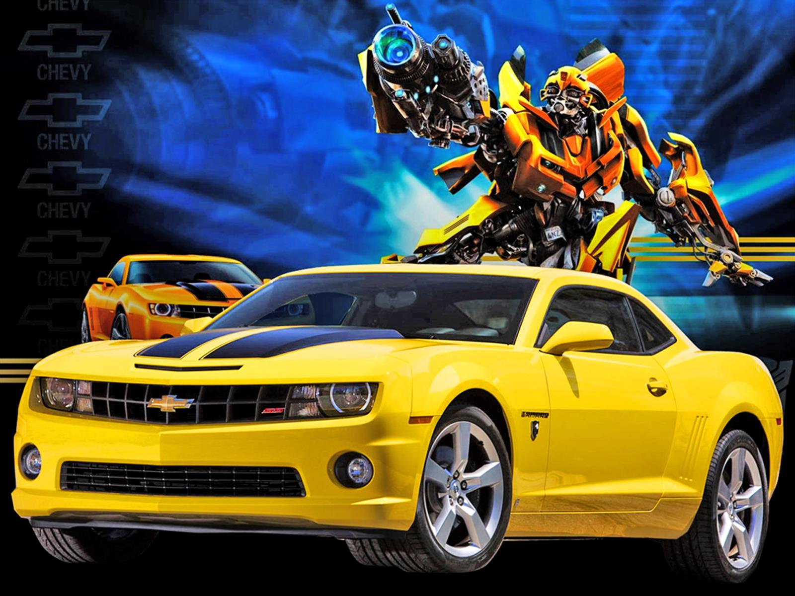 Transformers La Pel 237 Cula Que Hizo Del Camaro Una Estrella