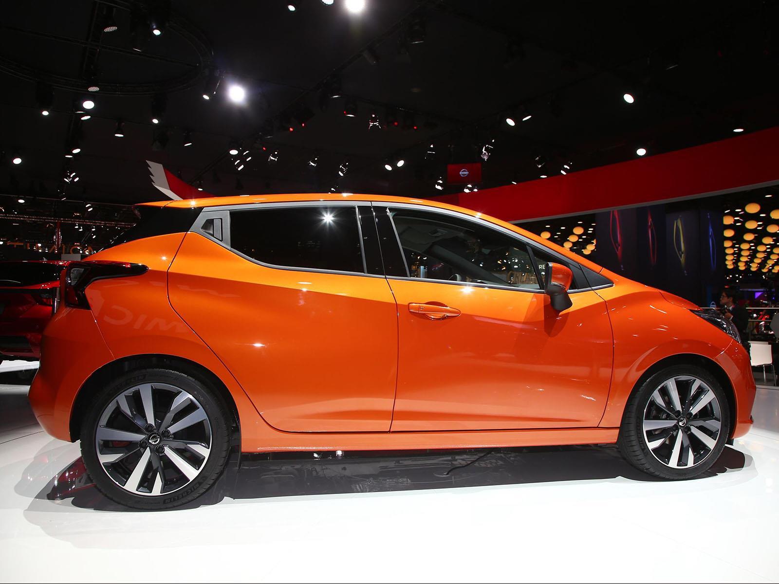 Nissan March 2018, dramática evolución - Autocosmos.com