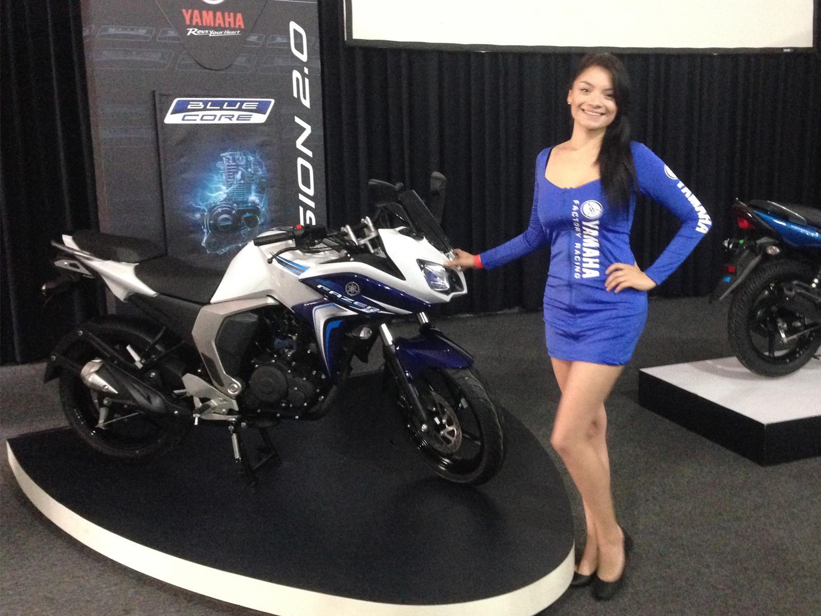 Yamaha Fz 2016 Llega A M 233 Xico En 34 990 Pesos