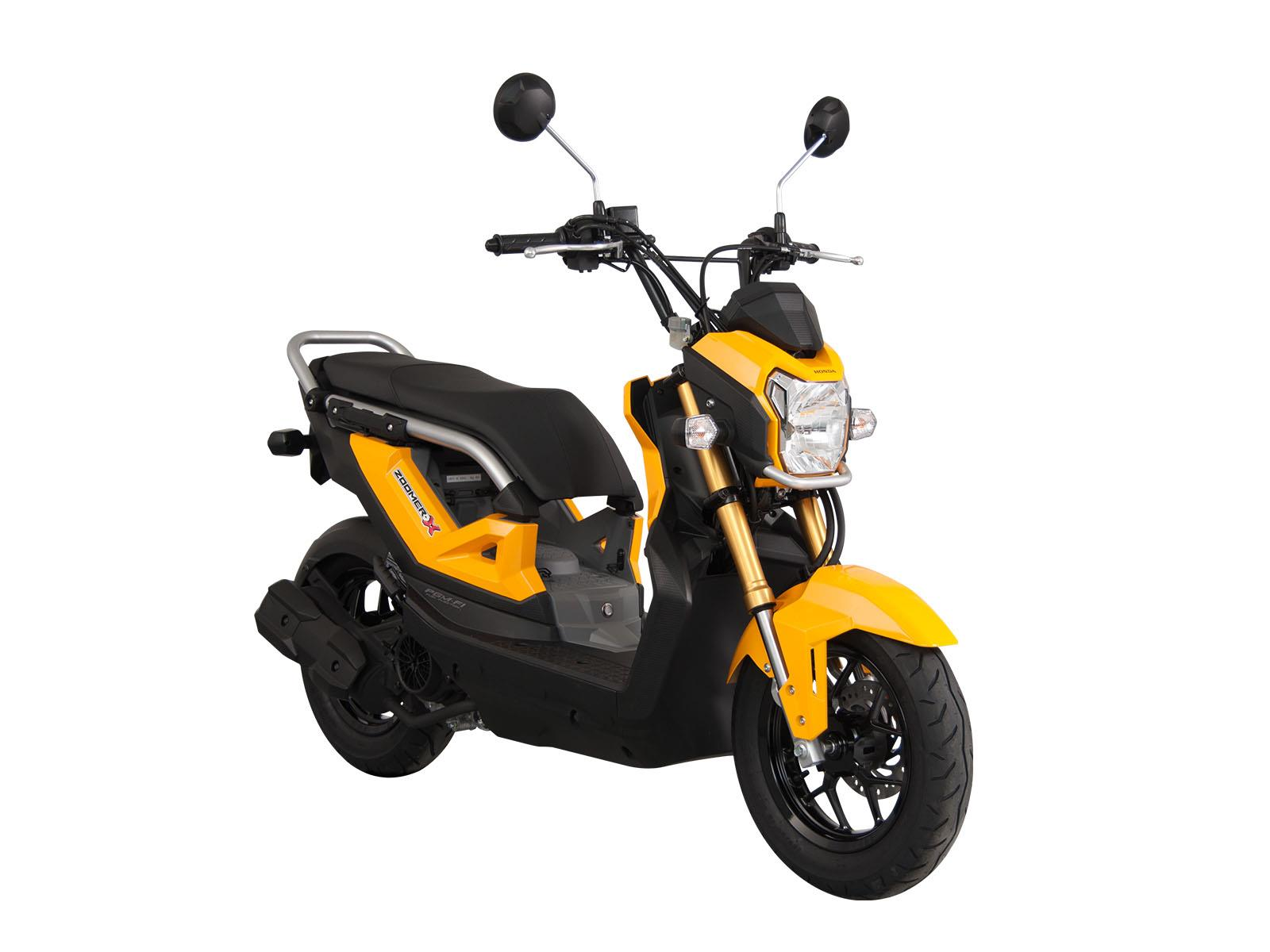 Honda Zoomer X 2016 - Autocosmos.com