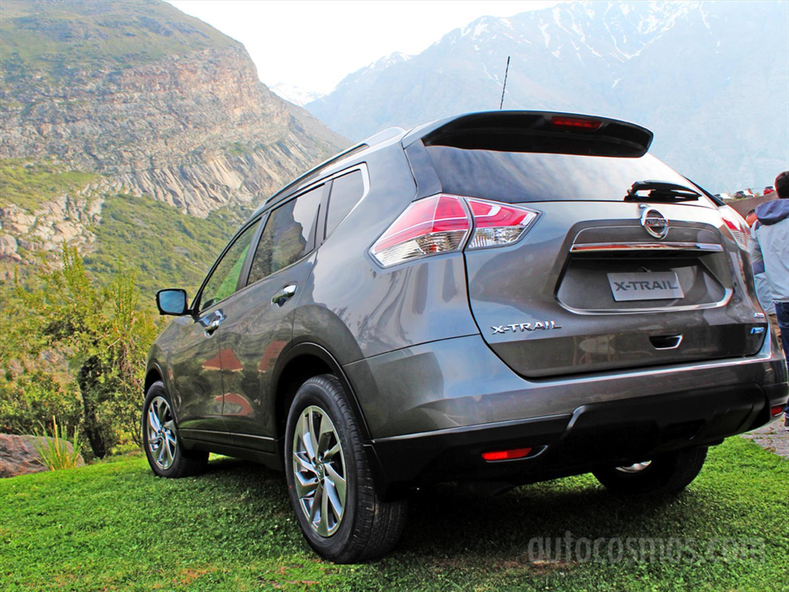 nuevo nissan x trail 2015 cambiar para mejor. Black Bedroom Furniture Sets. Home Design Ideas
