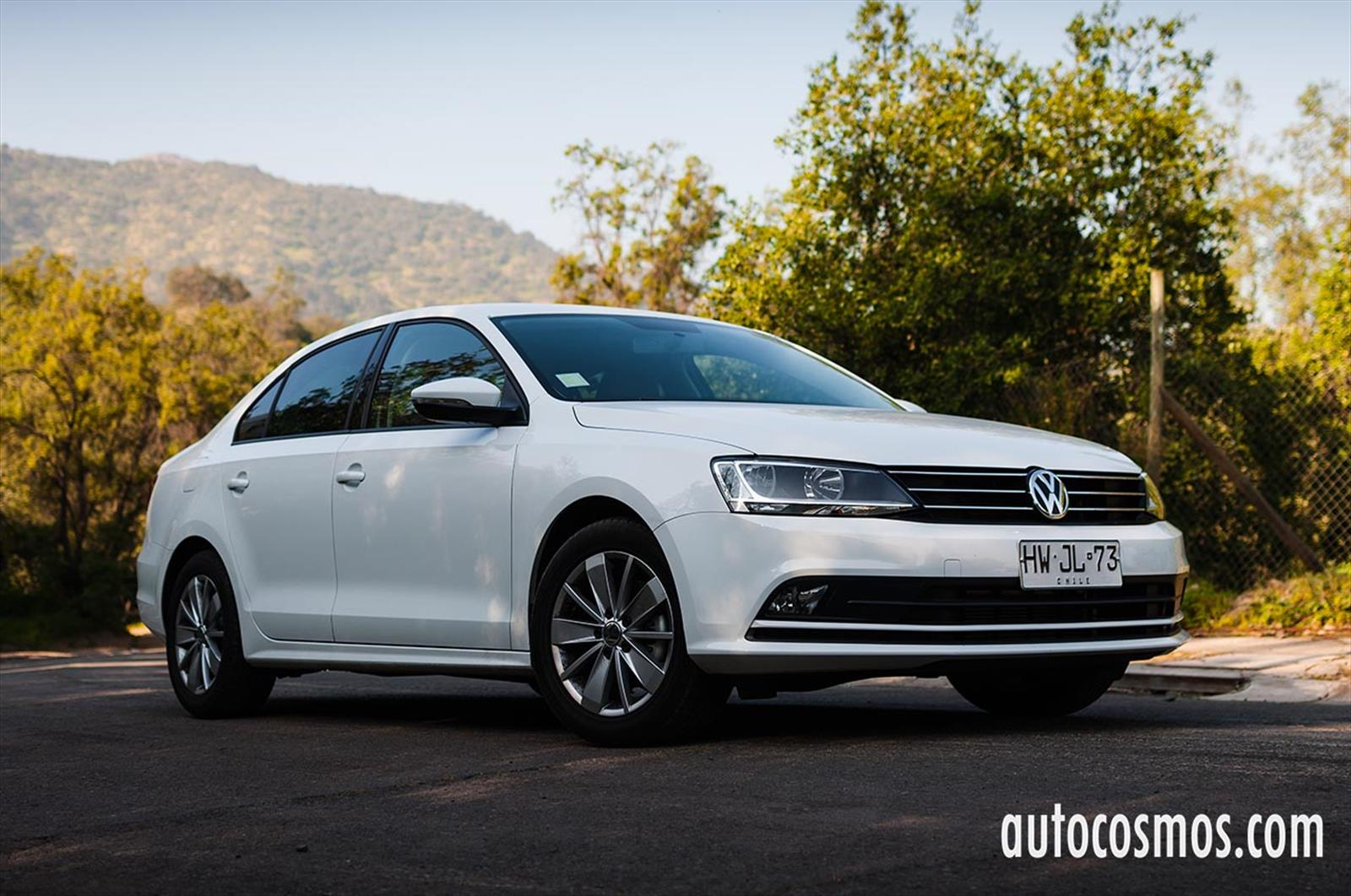 Test Drive Volkswagen Bora 2017 Autocosmos Com