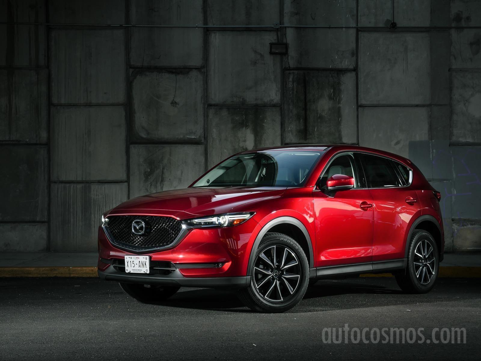 Mazda CX-5 2018 a prueba - Autocosmos.com