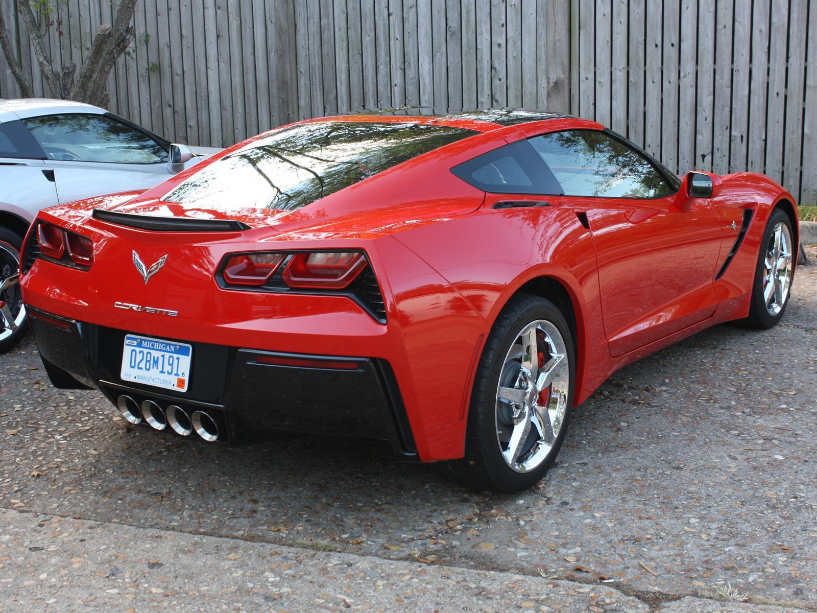 Chevrolet Corvette Stingray 2014 Llega A M 233 Xico