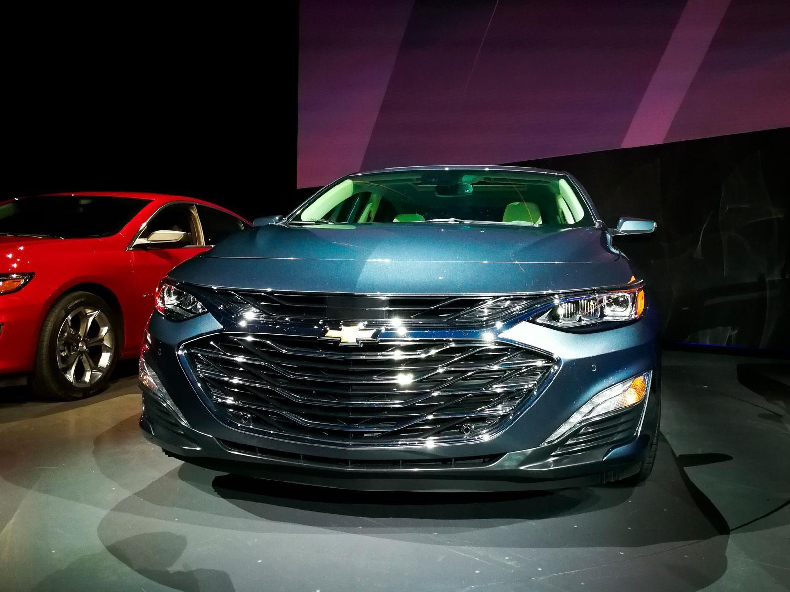 Chevrolet Malibu 2019 debuta - Autocosmos.com
