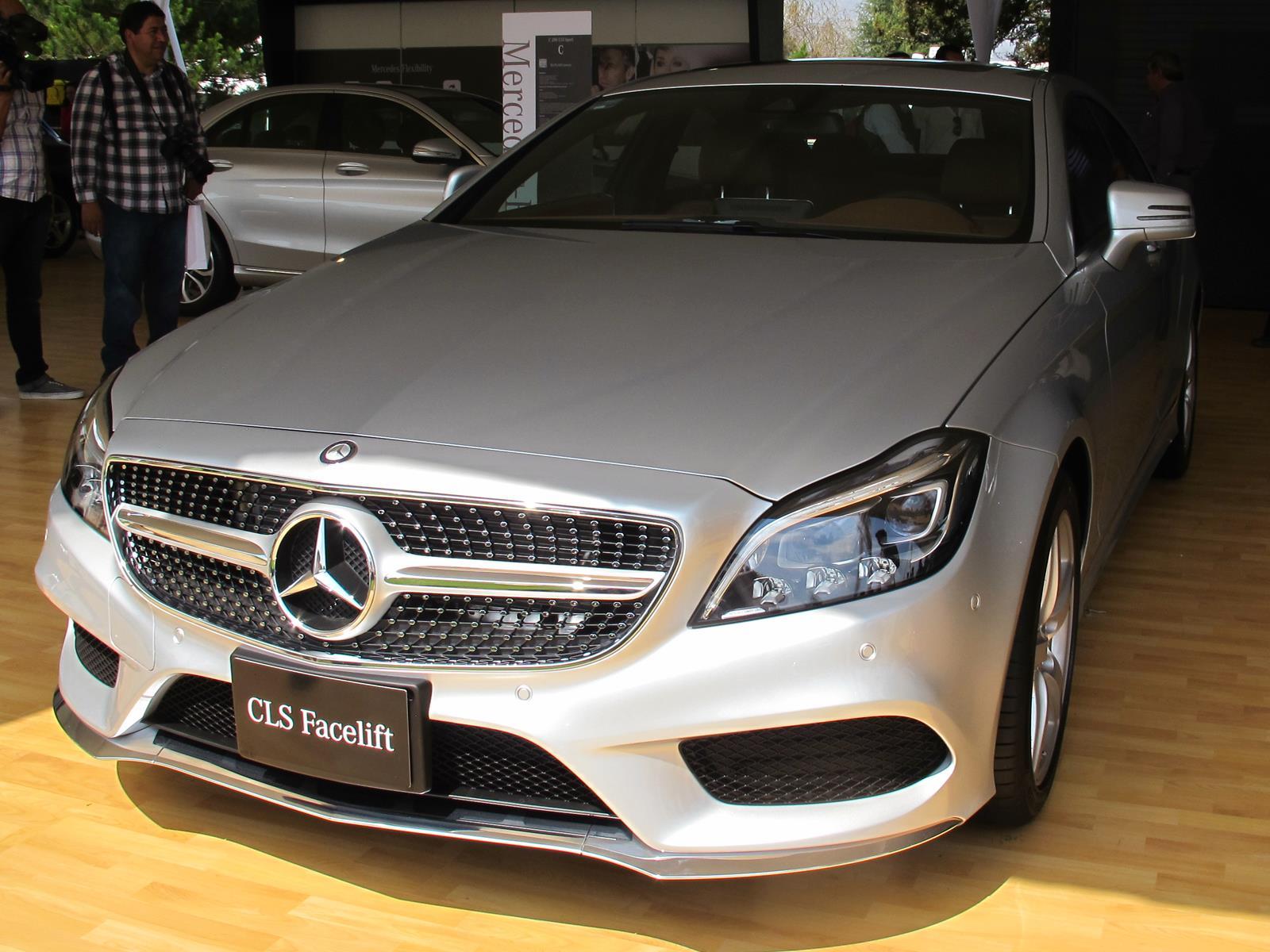 El mercedes benz cls se renueva for Mercedes benz mx