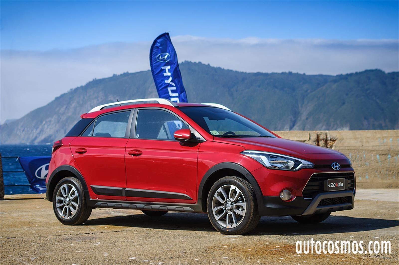 Hyundai I20 Active 2017 Se Pone A La Venta Autocosmos Com