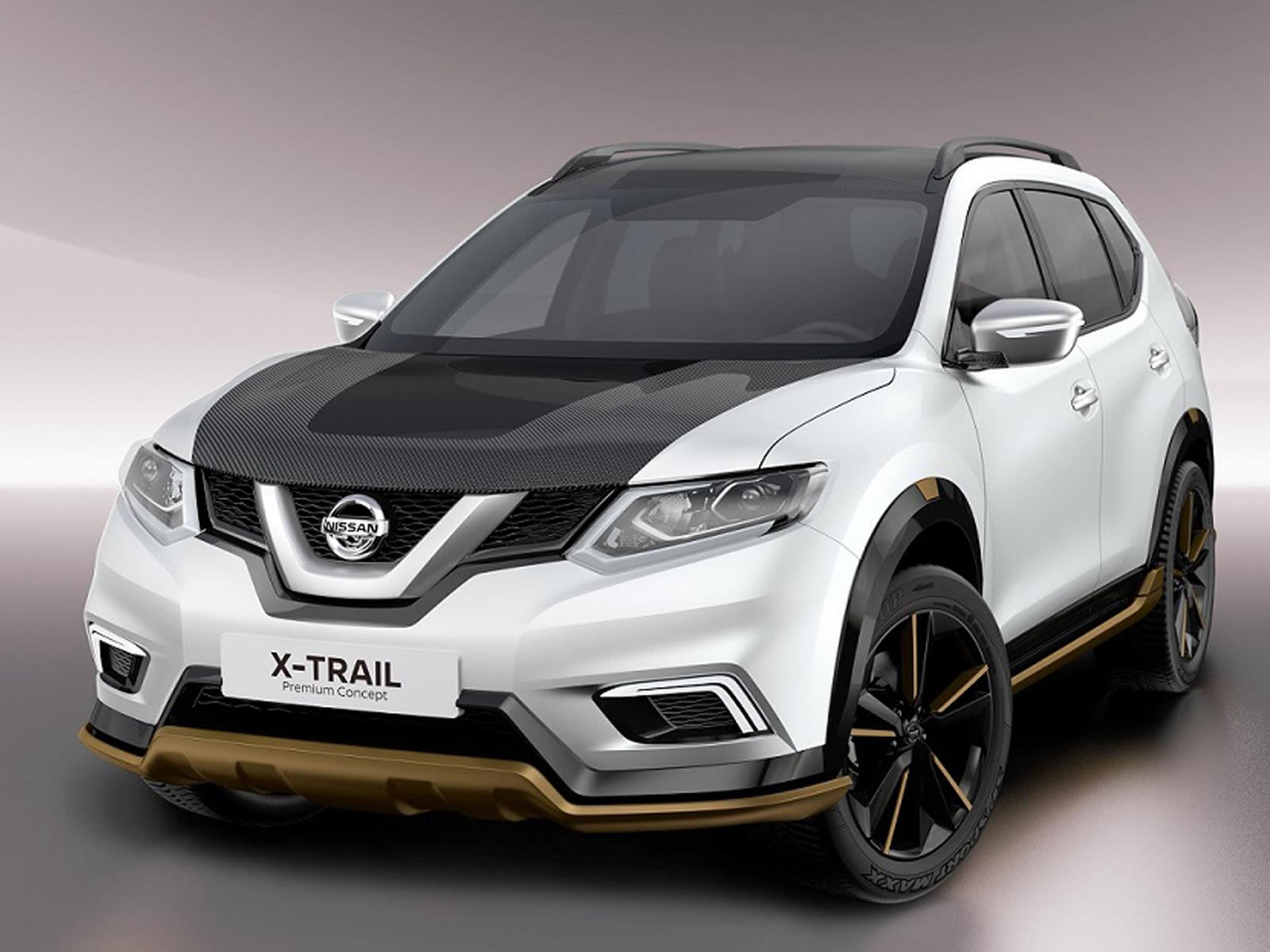 autoshow de ginebra 2016 nissan x trail premium concept. Black Bedroom Furniture Sets. Home Design Ideas
