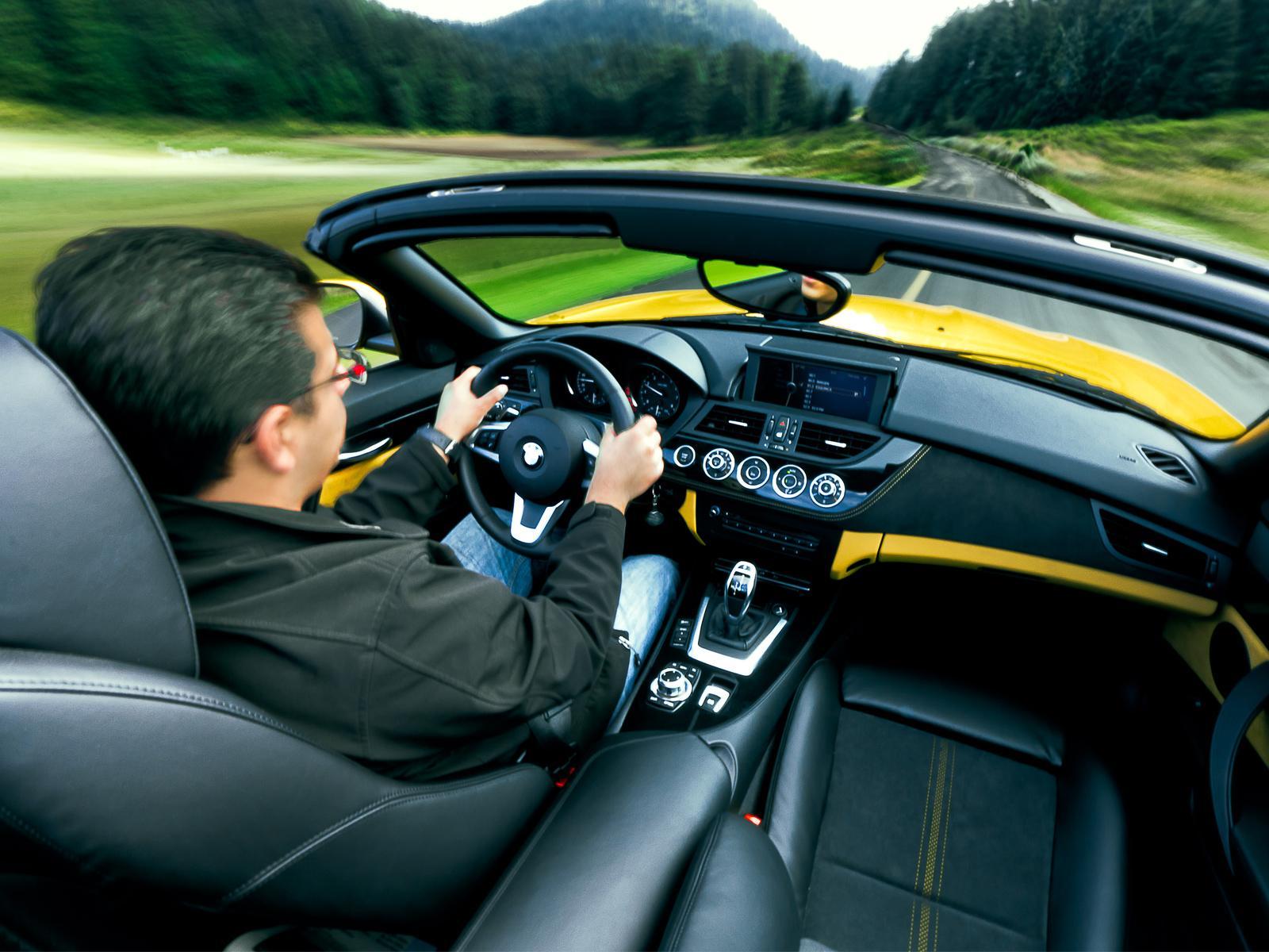 Bmw Z4 Sdrive 35ia Design Pure Impulse 2012 A Prueba
