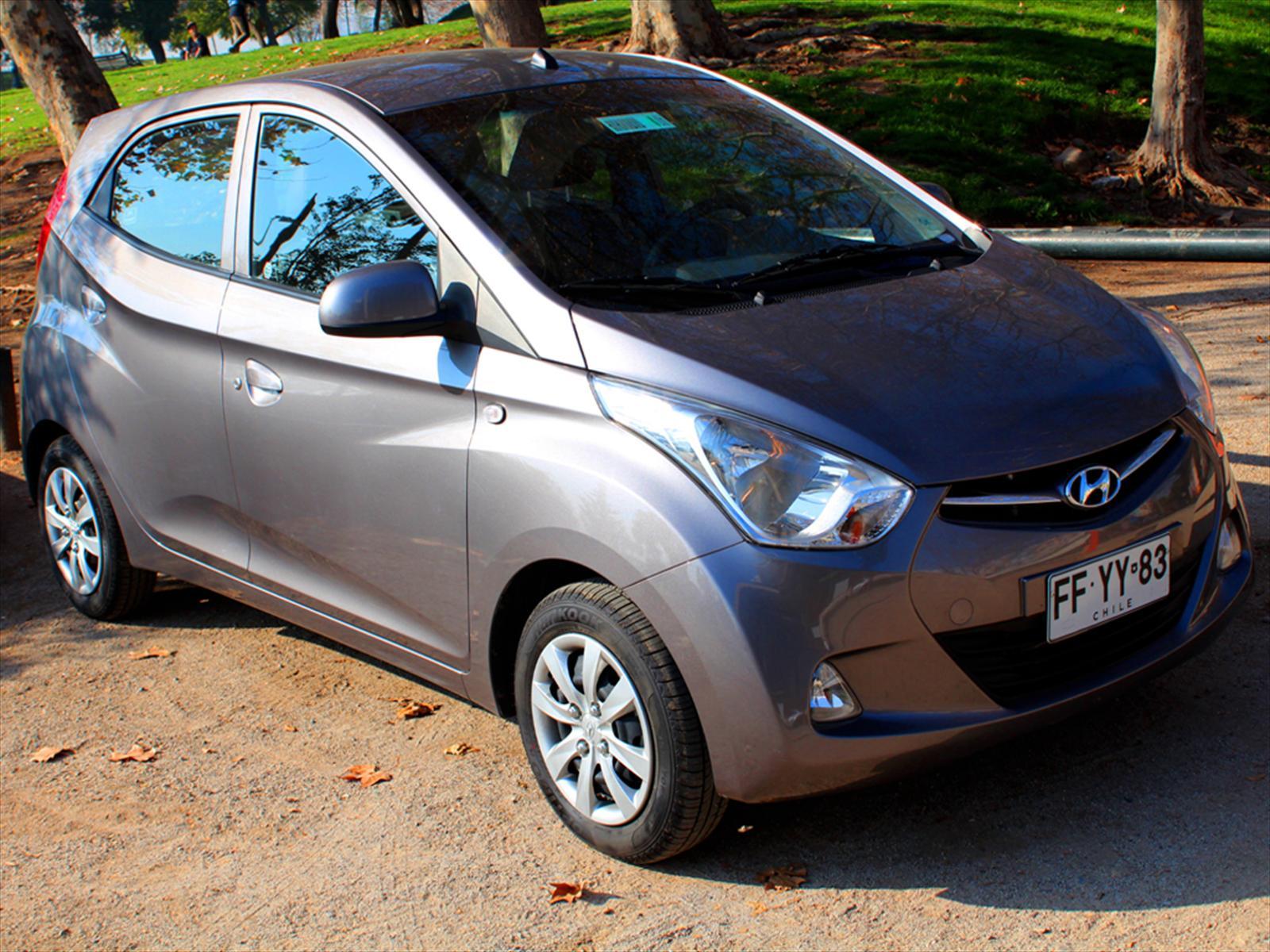 Prueba Al Hyundai Eon Gls 0 8 Litros La Clave Est 225 En El