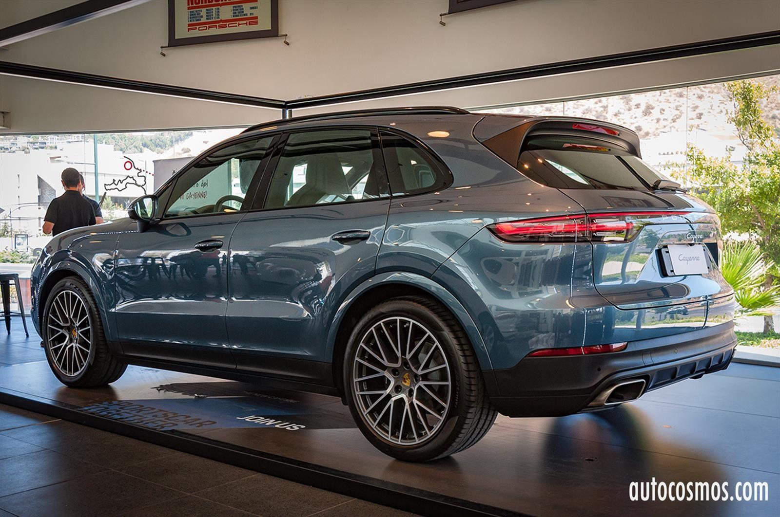 Porsche Cayenne 2018 El Suv Premium Deportivo