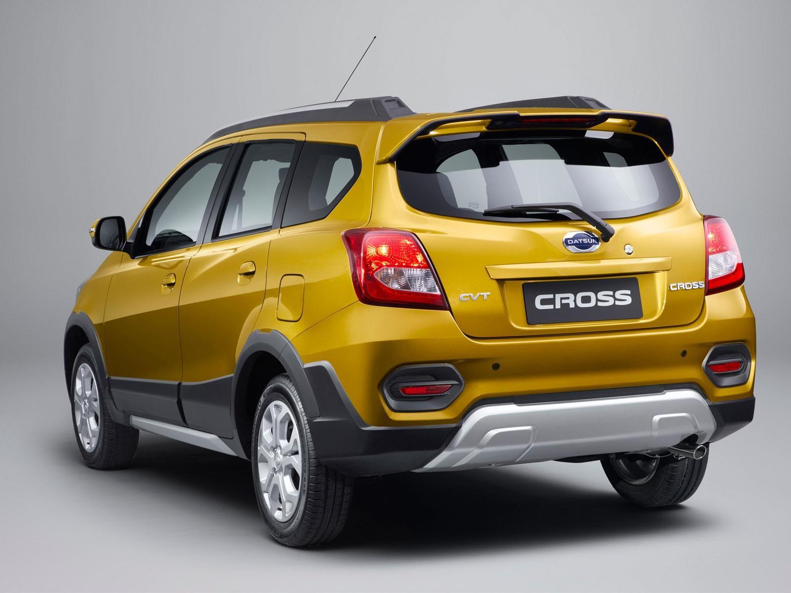 Datsun Cross 2019 Debuta