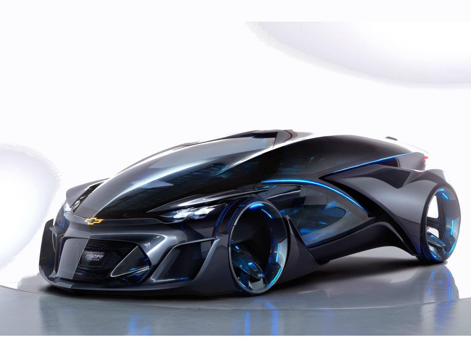 Autoshow De Shanghai 2015 Chevrolet Fnr Concept El Auto
