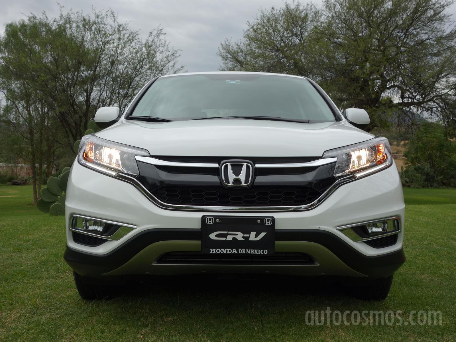 Honda Cr V 2015 Primer Contacto Autocosmos Com