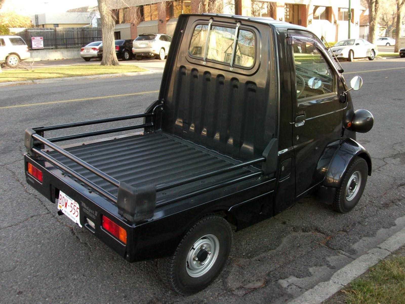 ¿Qué son los Kei Car? - Autocosmos.com