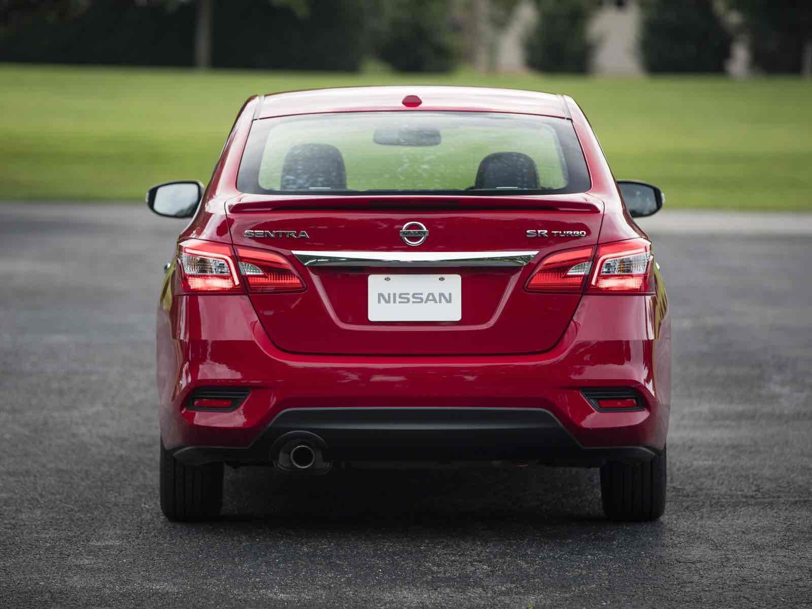 Nissan Sentra Sr Turbo 2017 Llega A M 233 Xico Desde 344 700