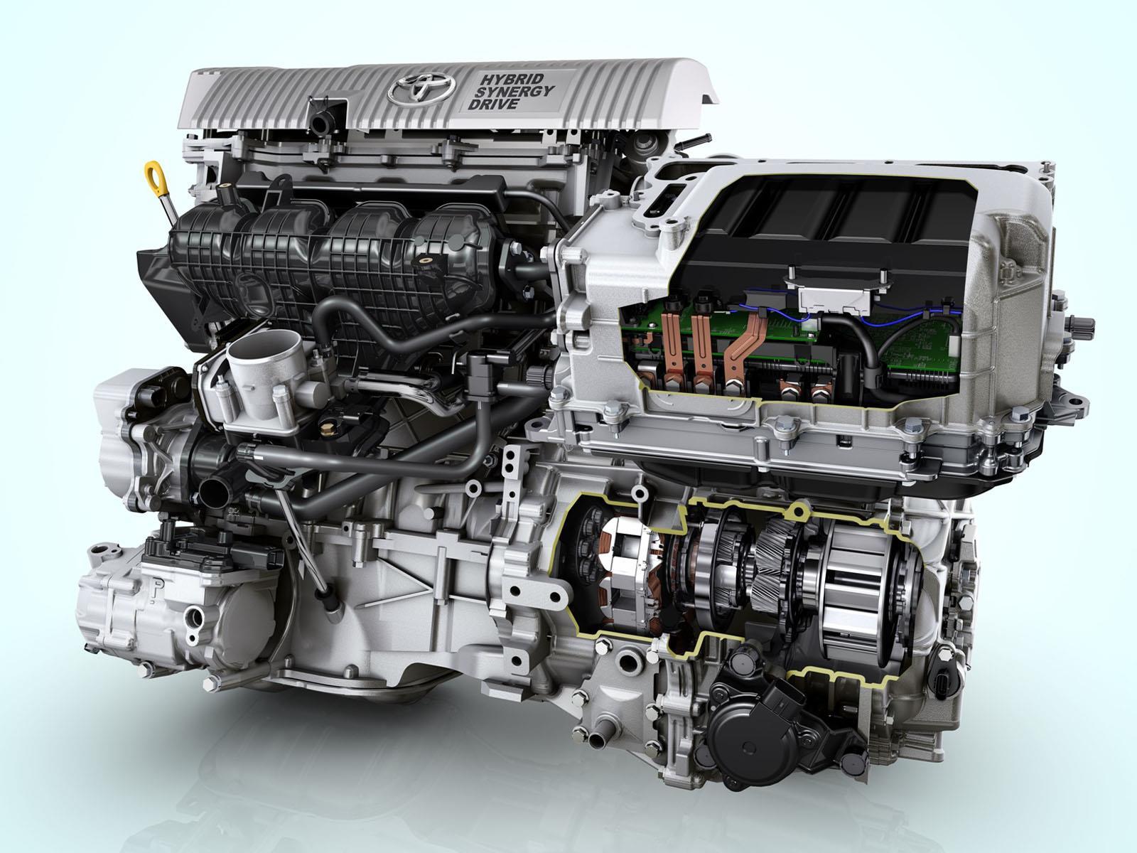Prius El Auto H 237 Brido 191 C 243 Mo Funciona El Toyota Prius
