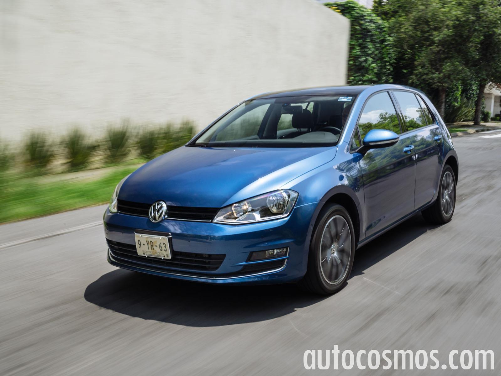 Volkswagen Golf 2015 A Prueba Autocosmos Com
