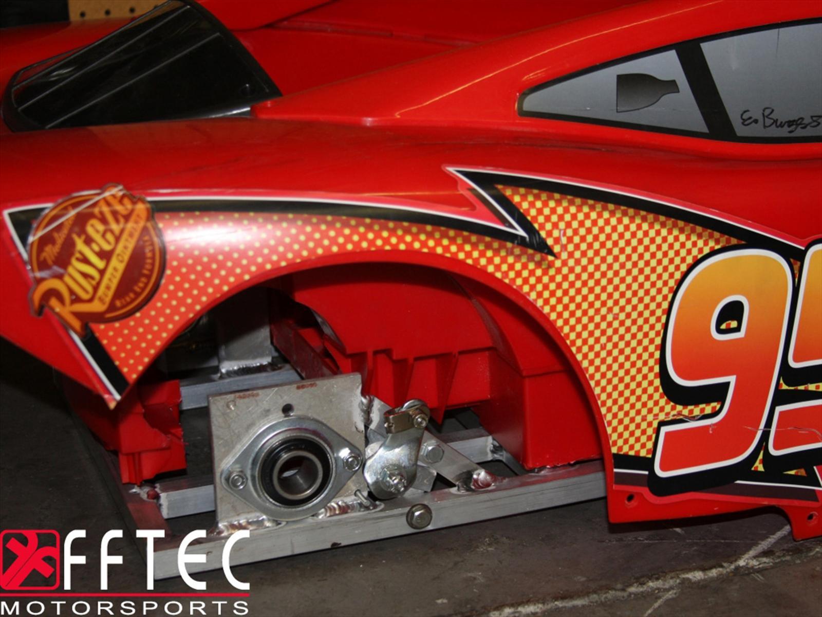 Auto De Juguete Modificado Por Fftec Motorsports Autocosmos Com