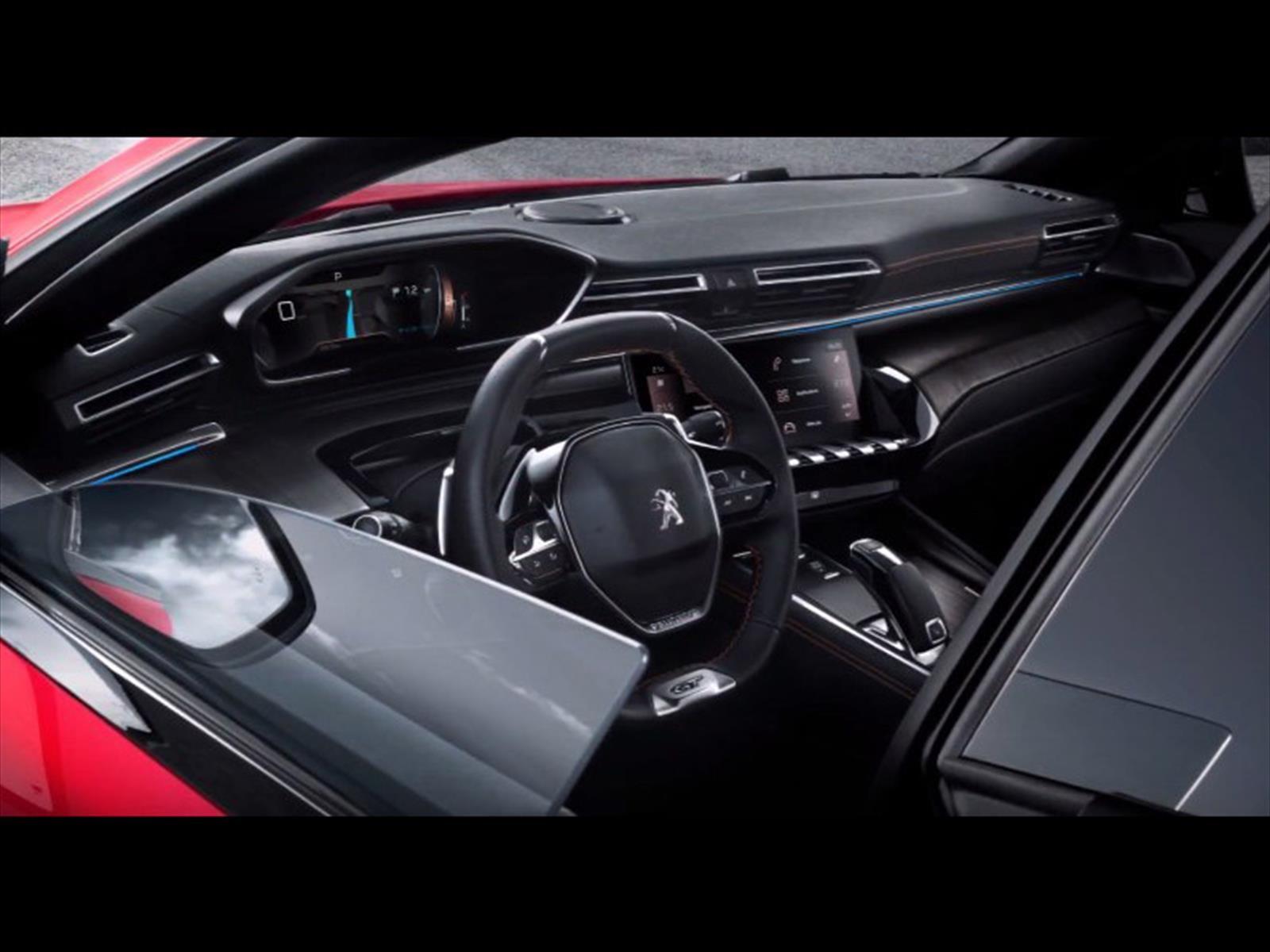 Nuevo Peugeot 508: se filtran las primeras imágenes ...