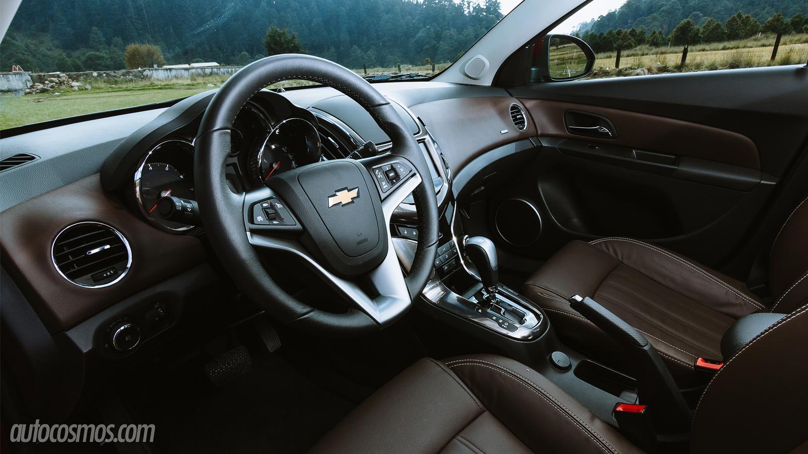 Chevrolet Cruze Turbo 2014 Llega A M 233 Xico Autocosmos Com