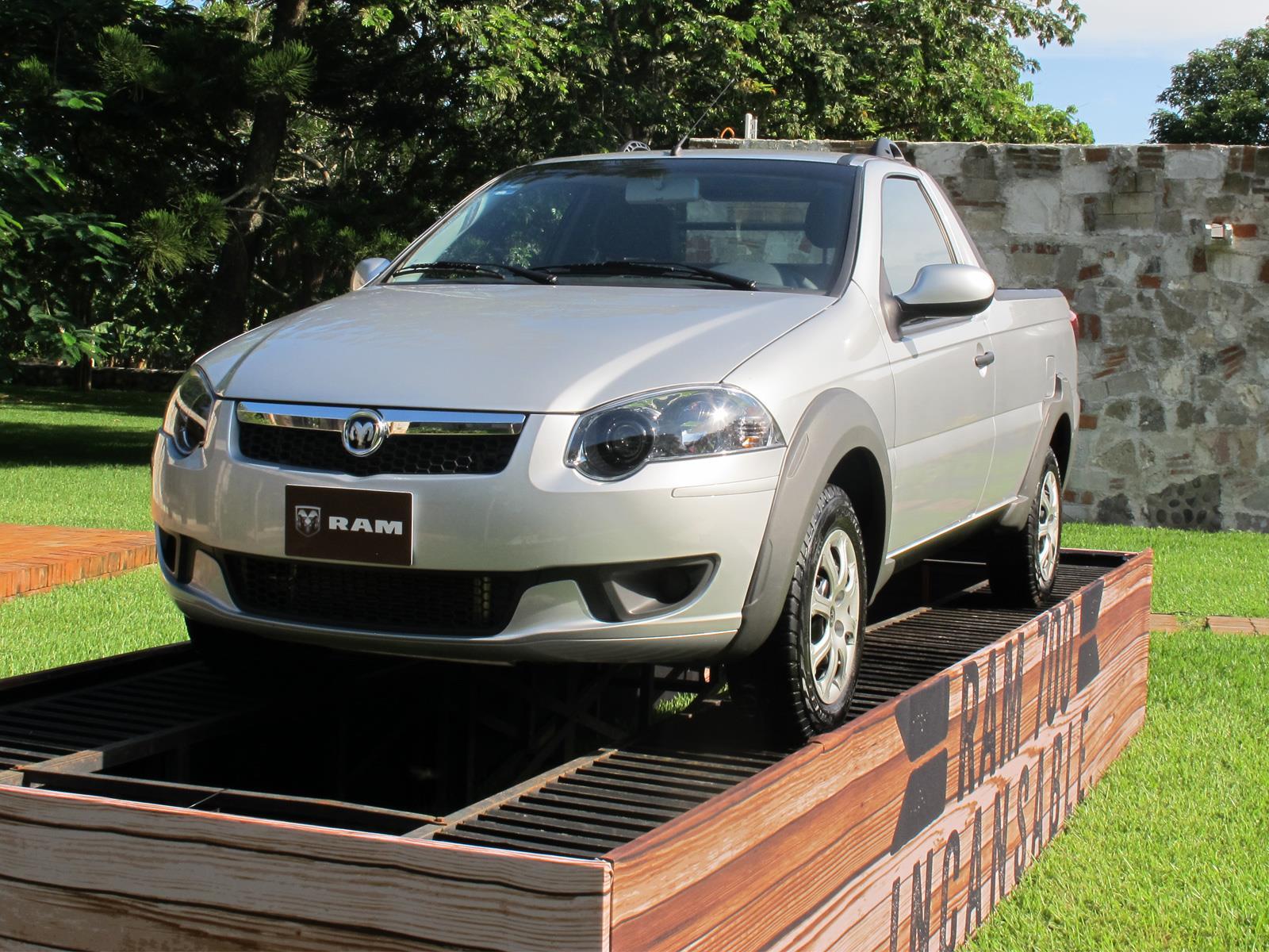 Ram 700 llega a México desde $189,900 pesos - Autocosmos.com