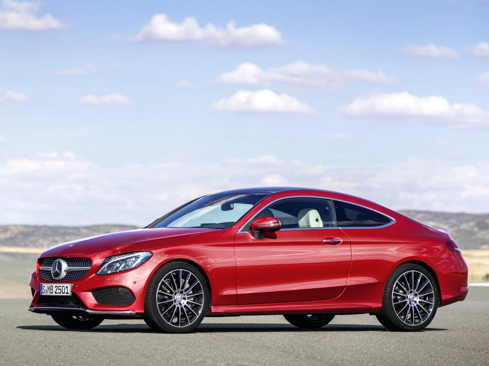 Mercedes-Benz Clase C Coupé 2017 - Autocosmos.com