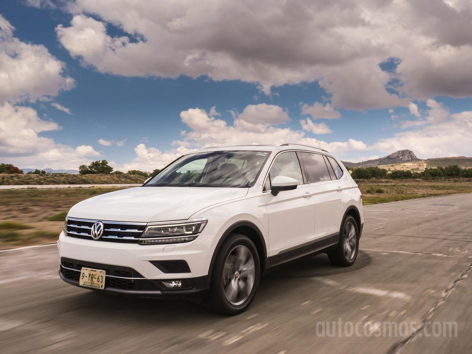 volkswagen tiguan 2018 llega a m xico desde 399 990 pesos. Black Bedroom Furniture Sets. Home Design Ideas