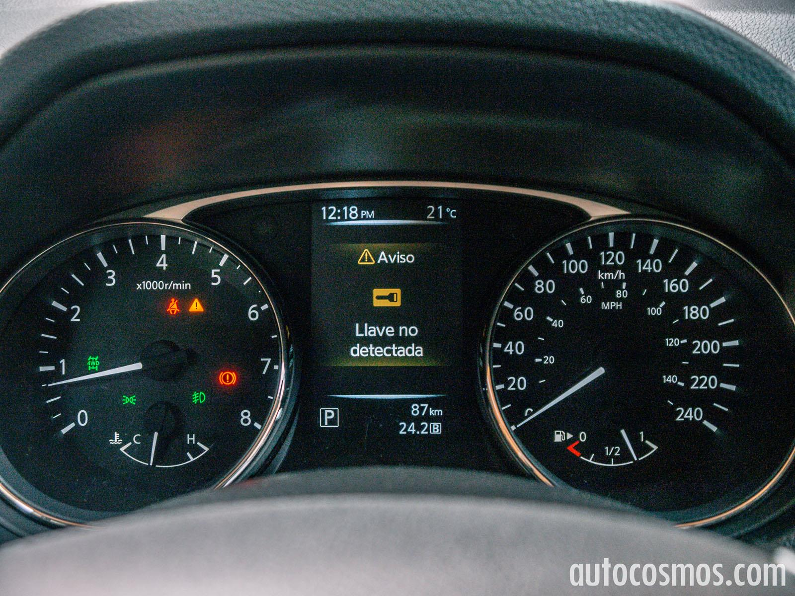 Nissan X Trail 2015 A Prueba Autocosmos Com