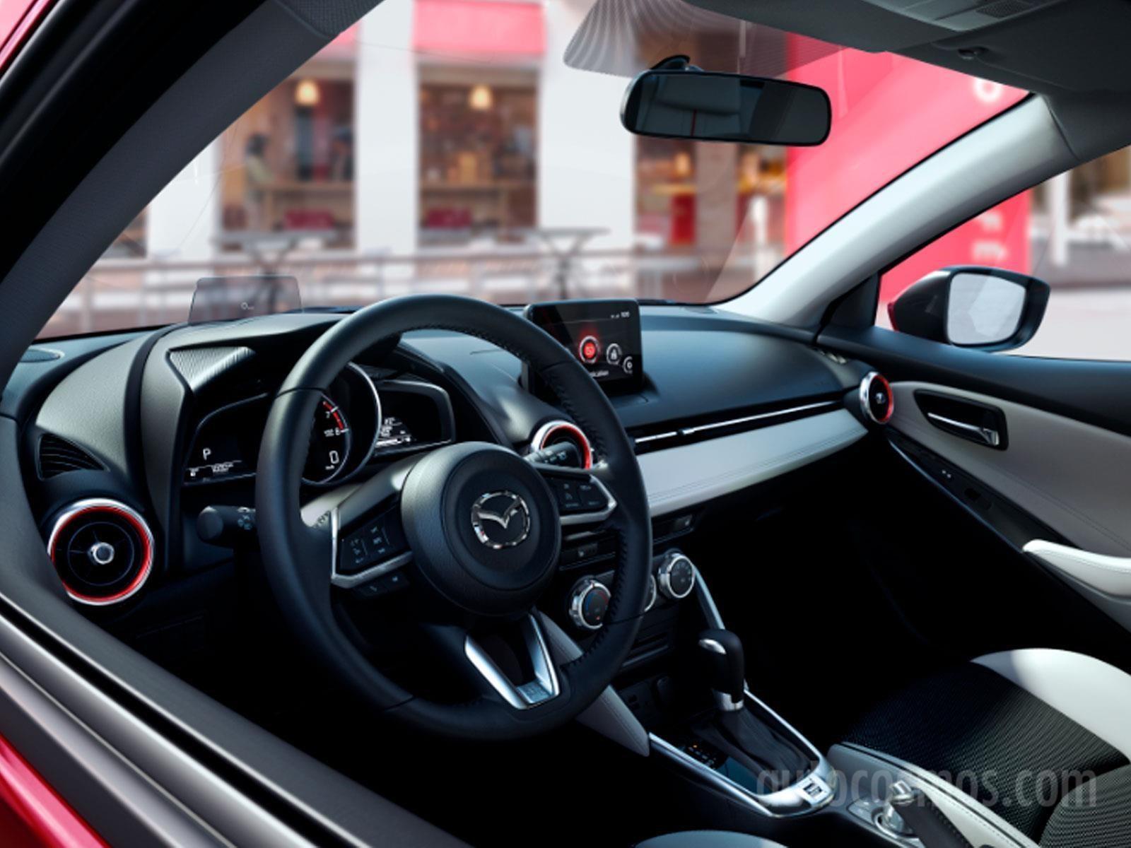 Mazda 2 2018 A Prueba Autocosmos Com