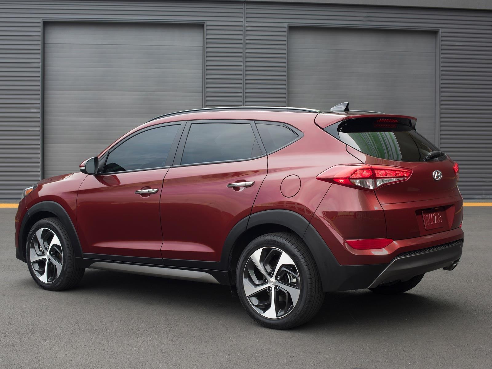 Colores Hyundai Tucson 2017 >> Hyundai Tucson 2016 tiene un precio inicial de $22,700 dólares - Autocosmos.com