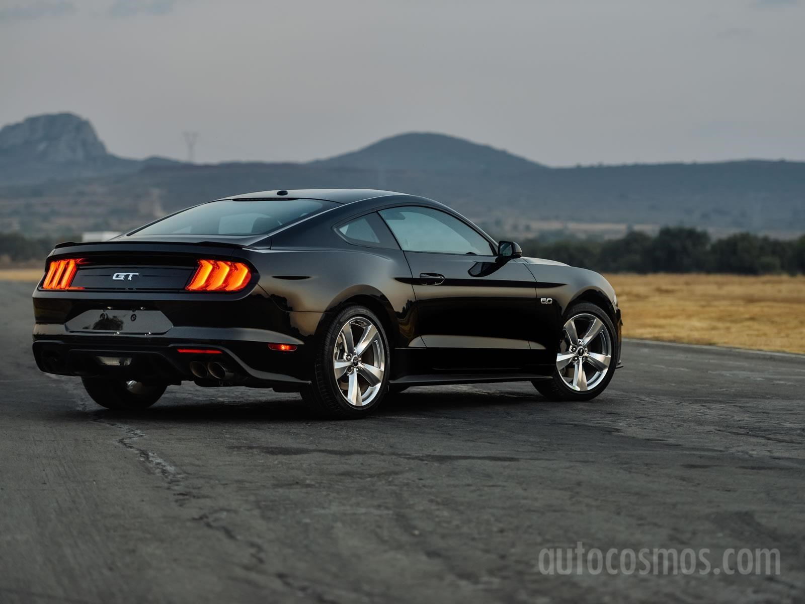 ford mustang 2018 llega a m xico desde 595 600 pesos. Black Bedroom Furniture Sets. Home Design Ideas