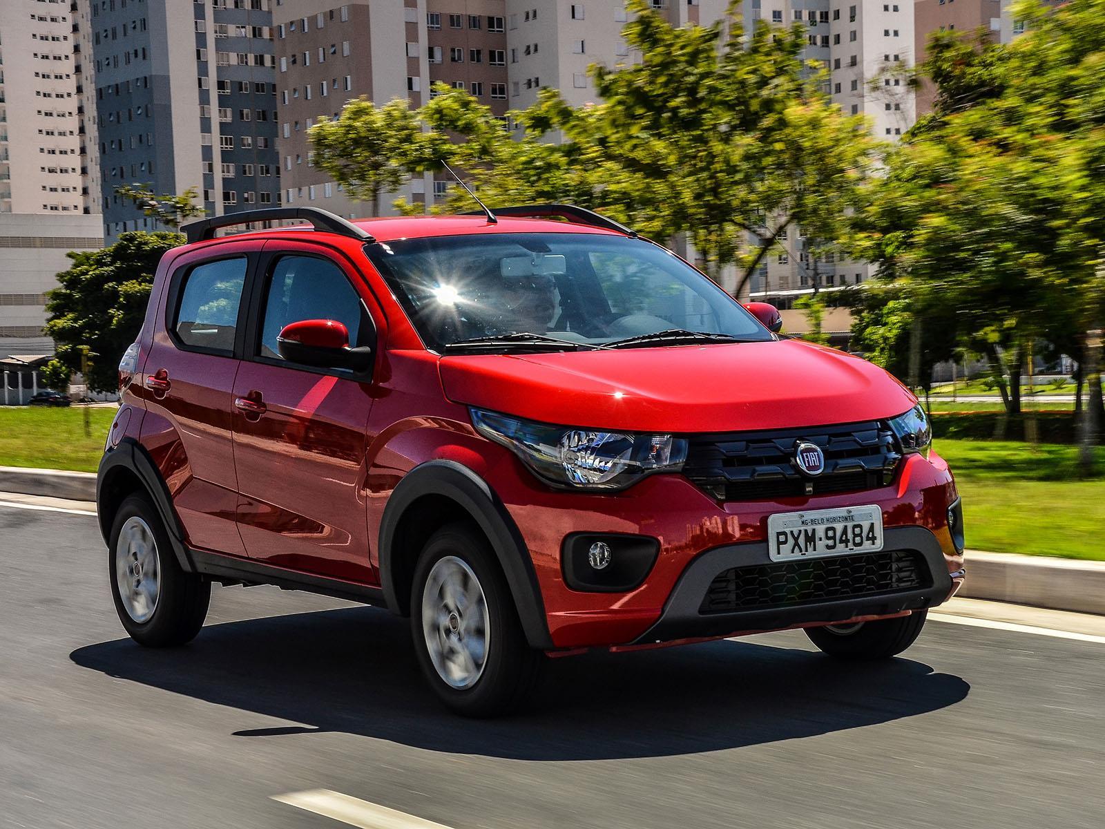 Fiat Mobi 2017 Llega A M 233 Xico Desde 144 900 Pesos