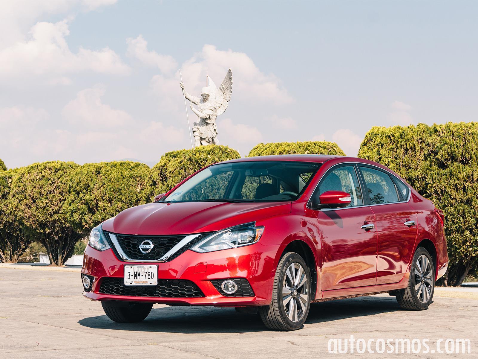 Nissan Sentra 2017 a prueba - Autocosmos.com