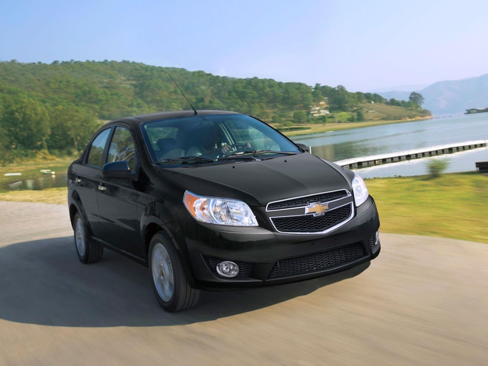 Chevrolet Aveo 2018 llega a México desde $198,600 pesos - Autocosmos.com