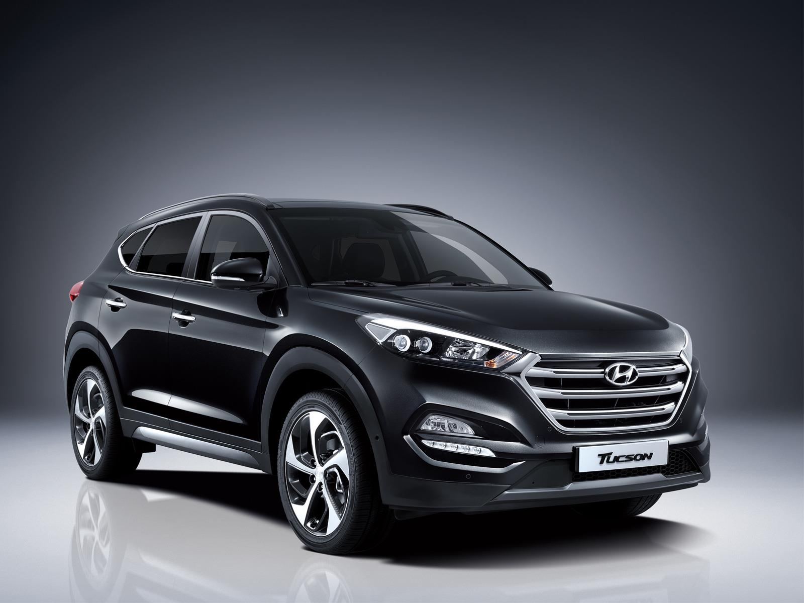 hyundai tucson 2016 a prueba. Black Bedroom Furniture Sets. Home Design Ideas