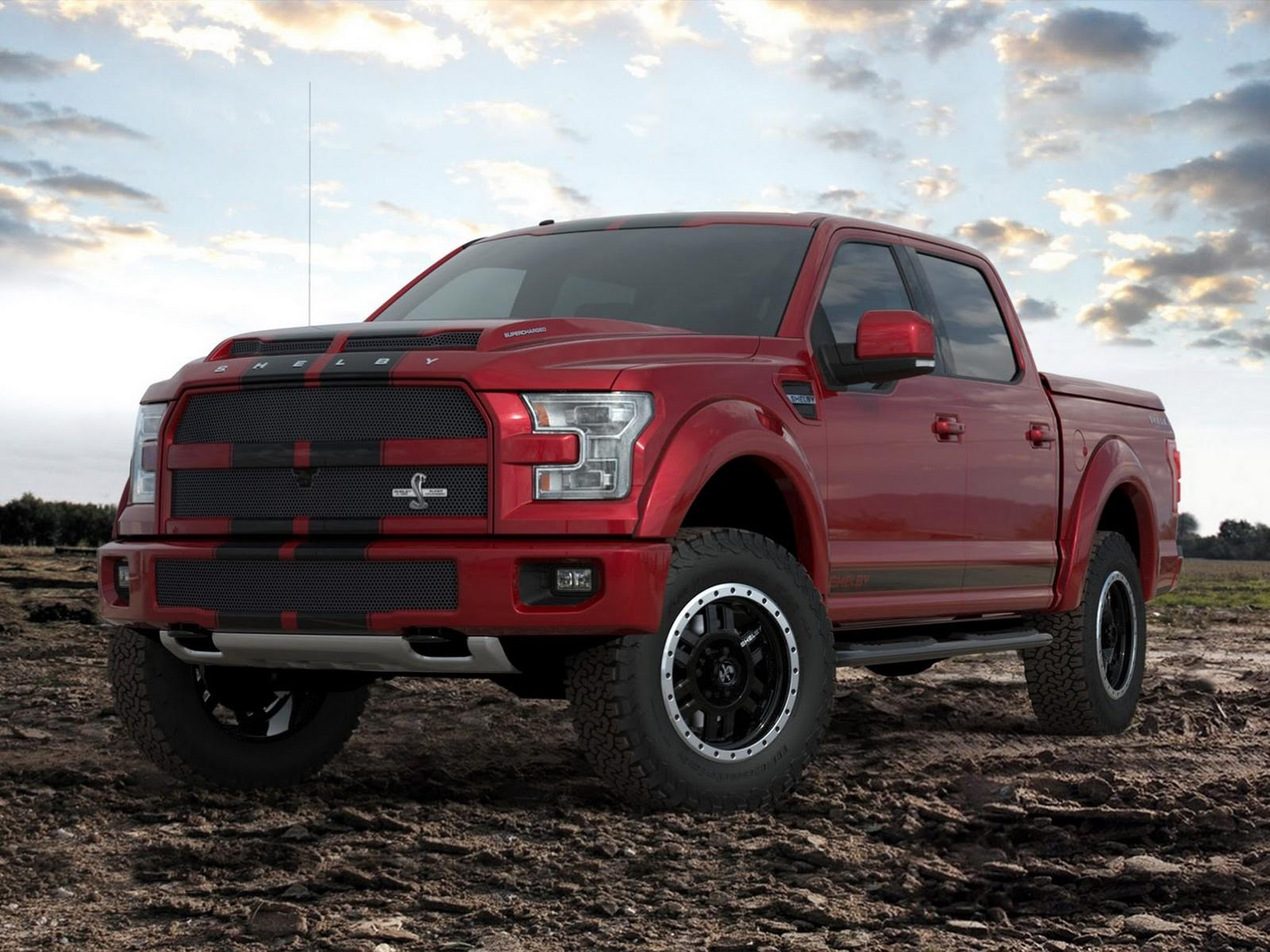 Shelby Truck 2018 >> Shelby F-150, una super pick up de 700 hp - Autocosmos.com