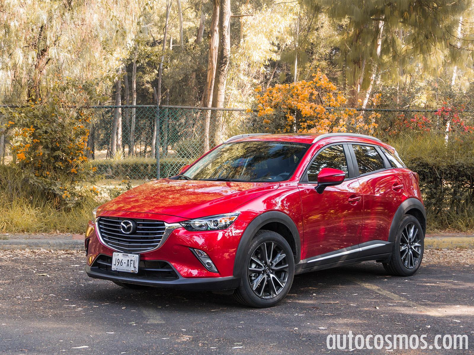 Mazda Cx 3 2016 Llega A M 233 Xico En 322 900 Pesos