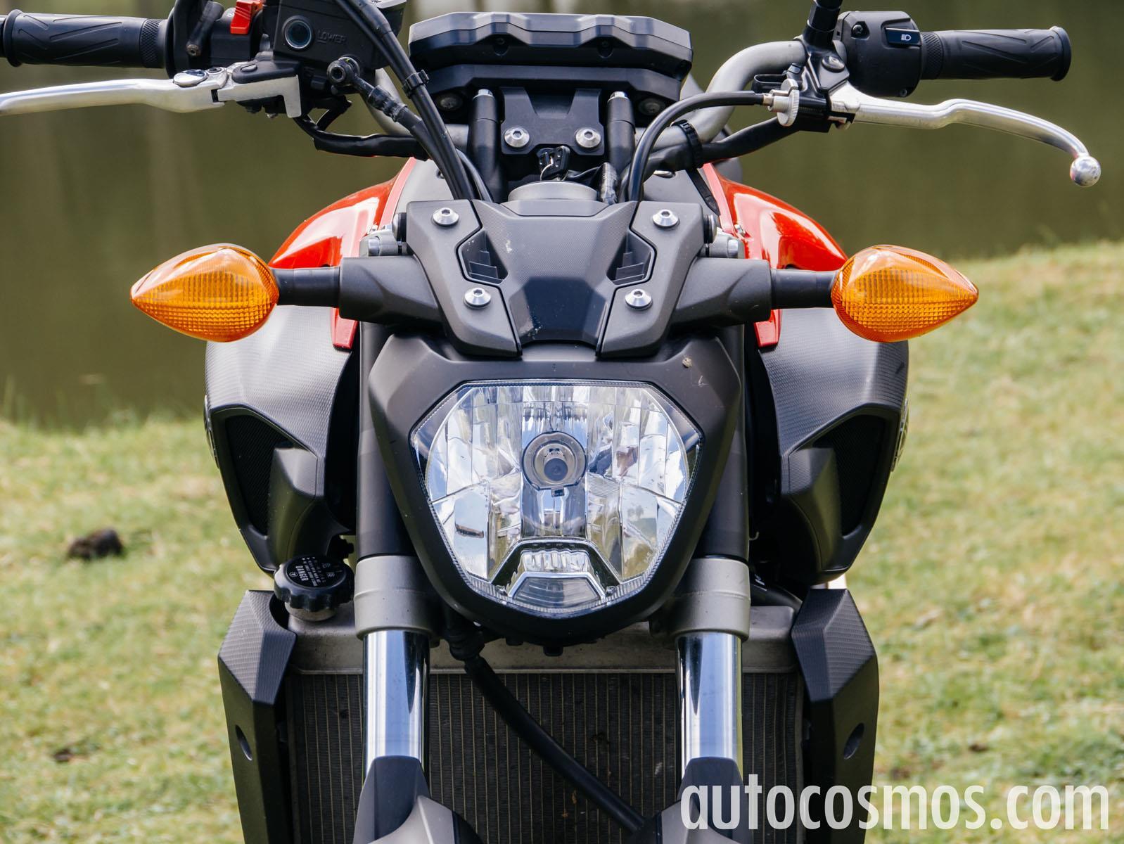 Yamaha Fz 07 2015 A Prueba Autocosmos Com