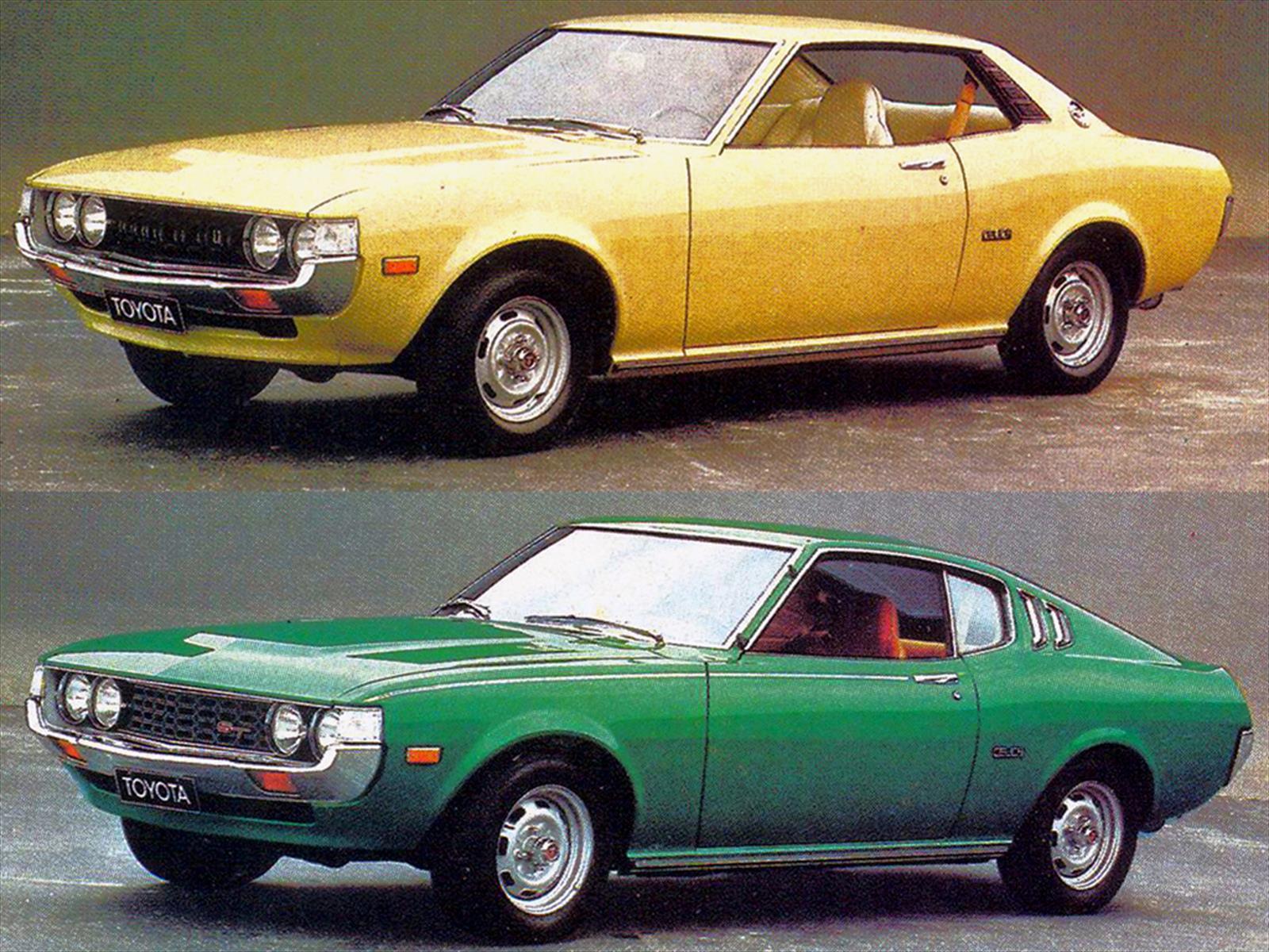 Toyota Celica de primera generación: Clásico deportivo ...