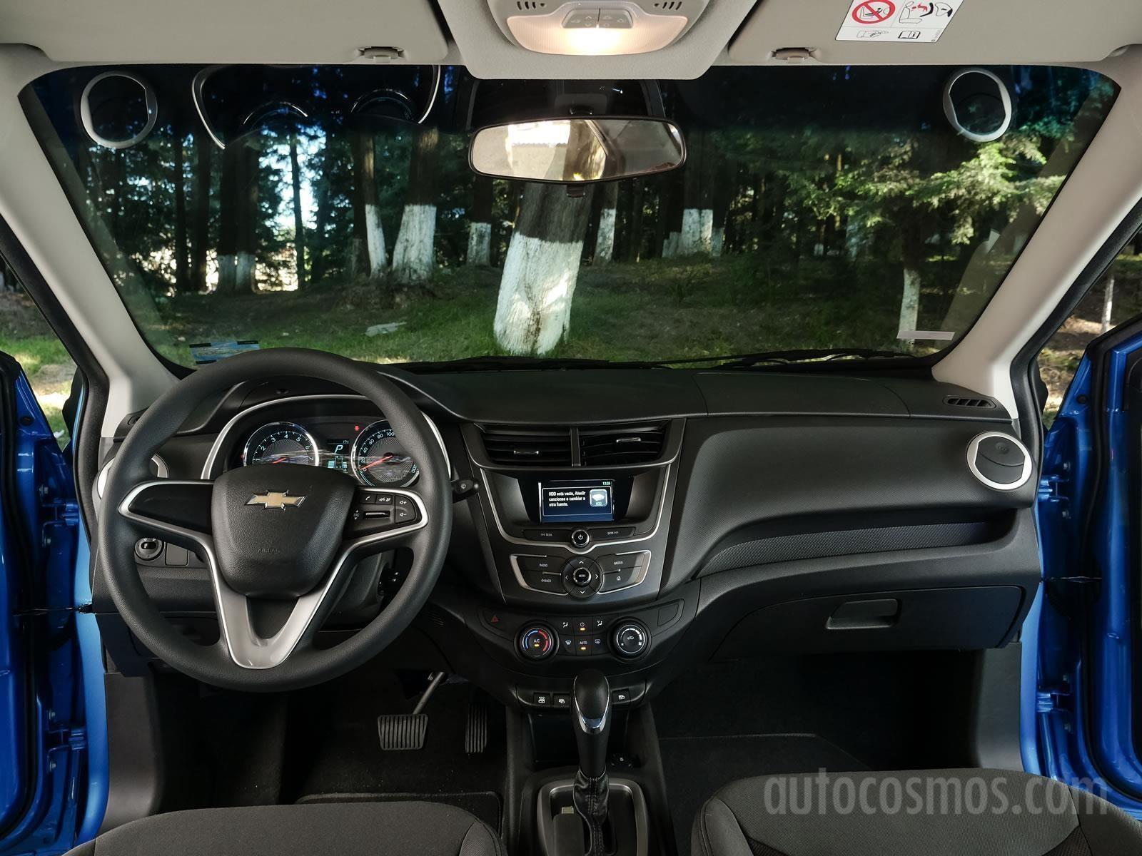 Chevrolet Aveo 2018 A Prueba Autocosmos Com