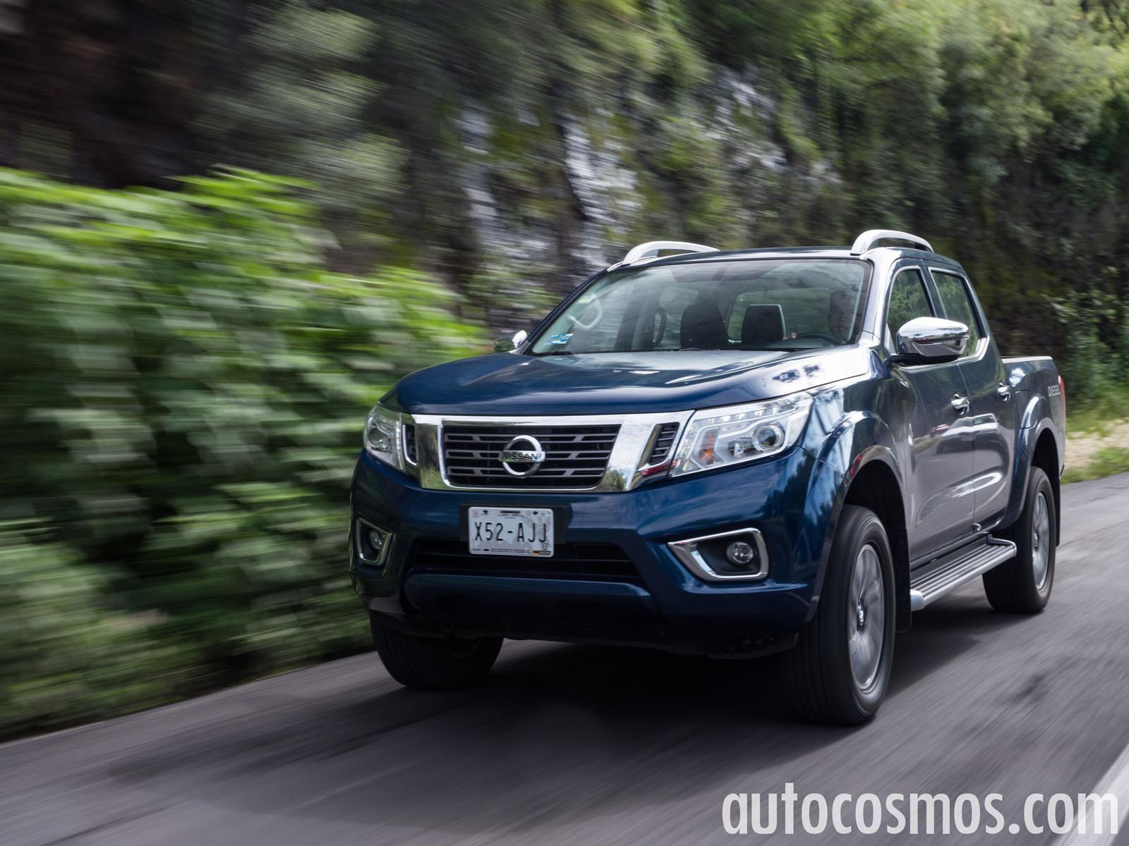 Nissan NP300 Frontier Diésel 2017 a prueba - Autocosmos.com