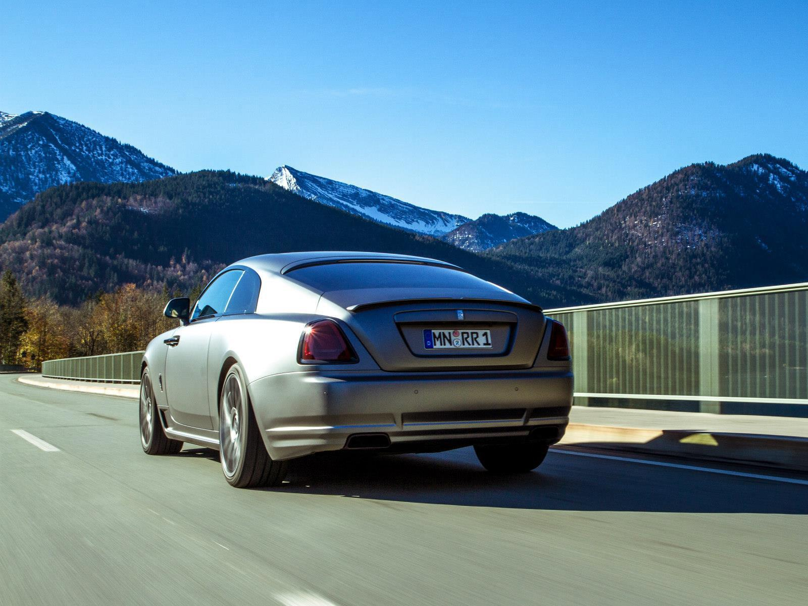 Rolls Royce Wraith Novitec Autocosmos Com